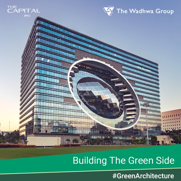 Experience the ultimate enriched work environment at The Capital in Mumbai
