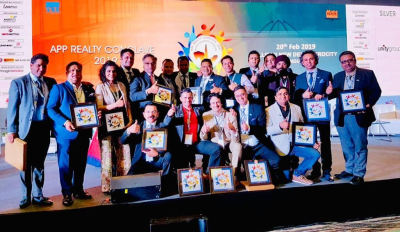 Association of Property Professionals APP Realty Conclave 2019 at Pullman New Delhi Aerocity