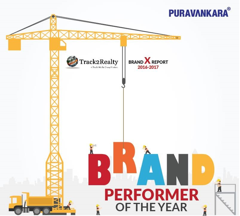 Puravankara emerges as brand performer of the year scaling up from ninth position to fourth position this year