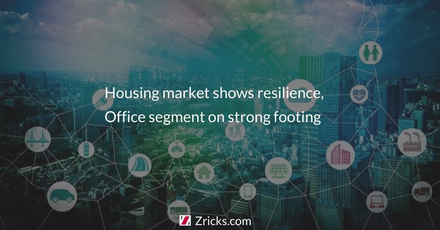 Housing market shows resilience office segment on strong footing