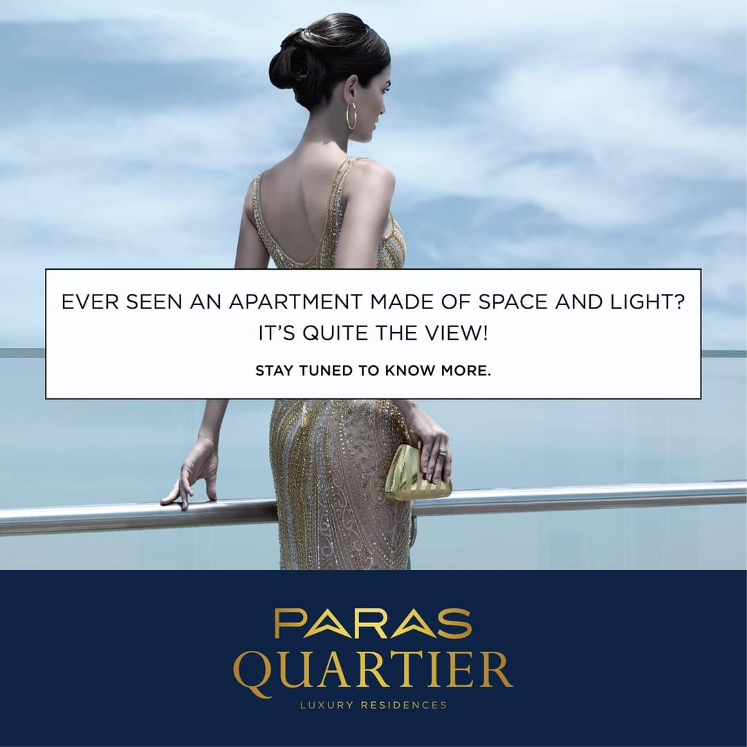 The finest of luxury residences are always limited edition at Paras Quartier Gurgaon Photo