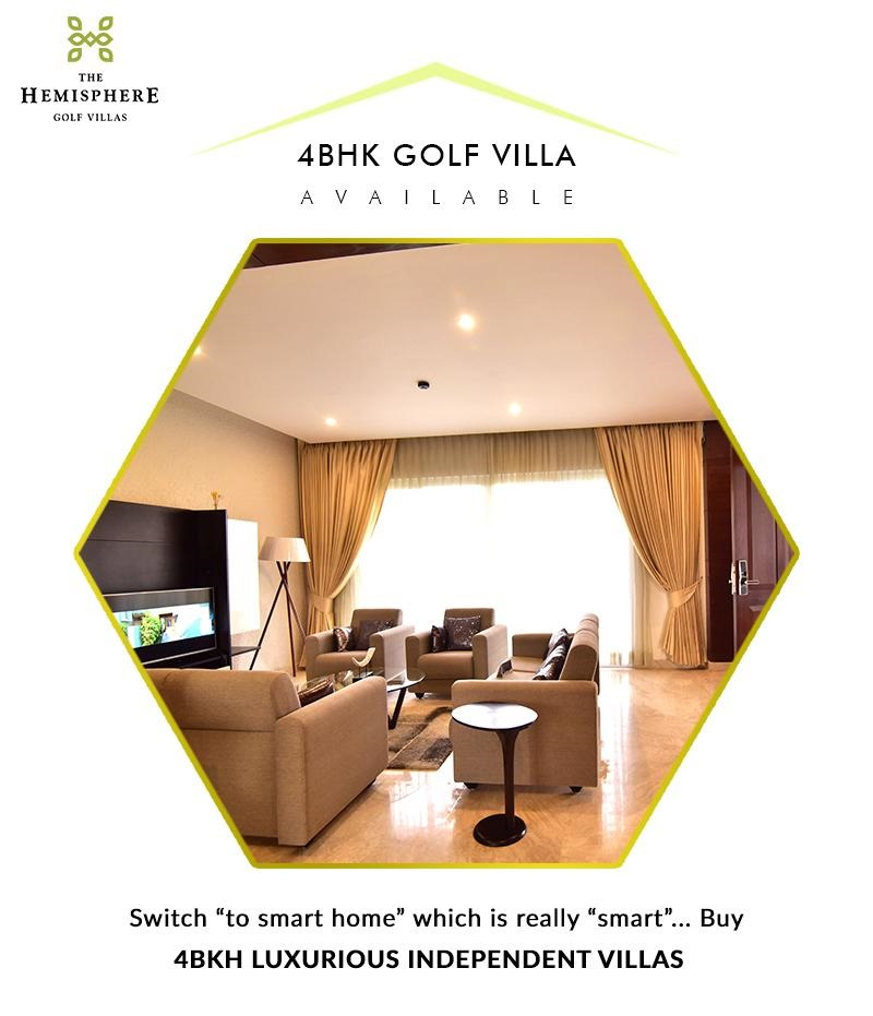 Switch To Smart Home Which Is Really Smart At The Hemisphere Golf