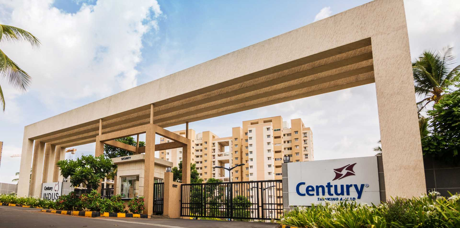 Century Indus Phase 2 Is The Only Apartments For Sale In Rajarajeshwari  Nagar With 80 Open