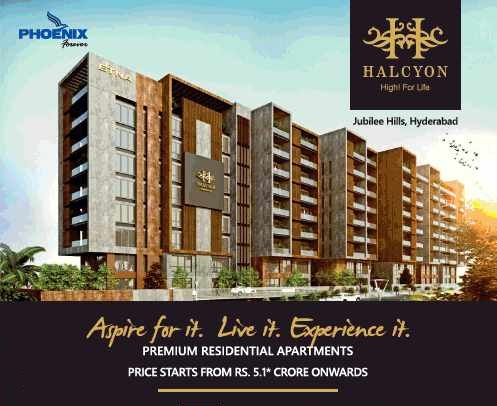 Phoenix Halcyon Launching Premium Residential Apartments In Hyderabad
