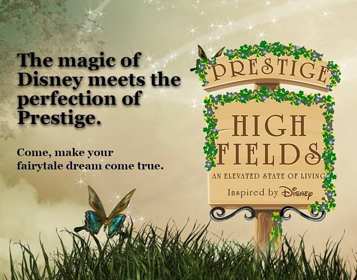 The perfection of Prestige High Fields come together to introduce a whole new lifestyle