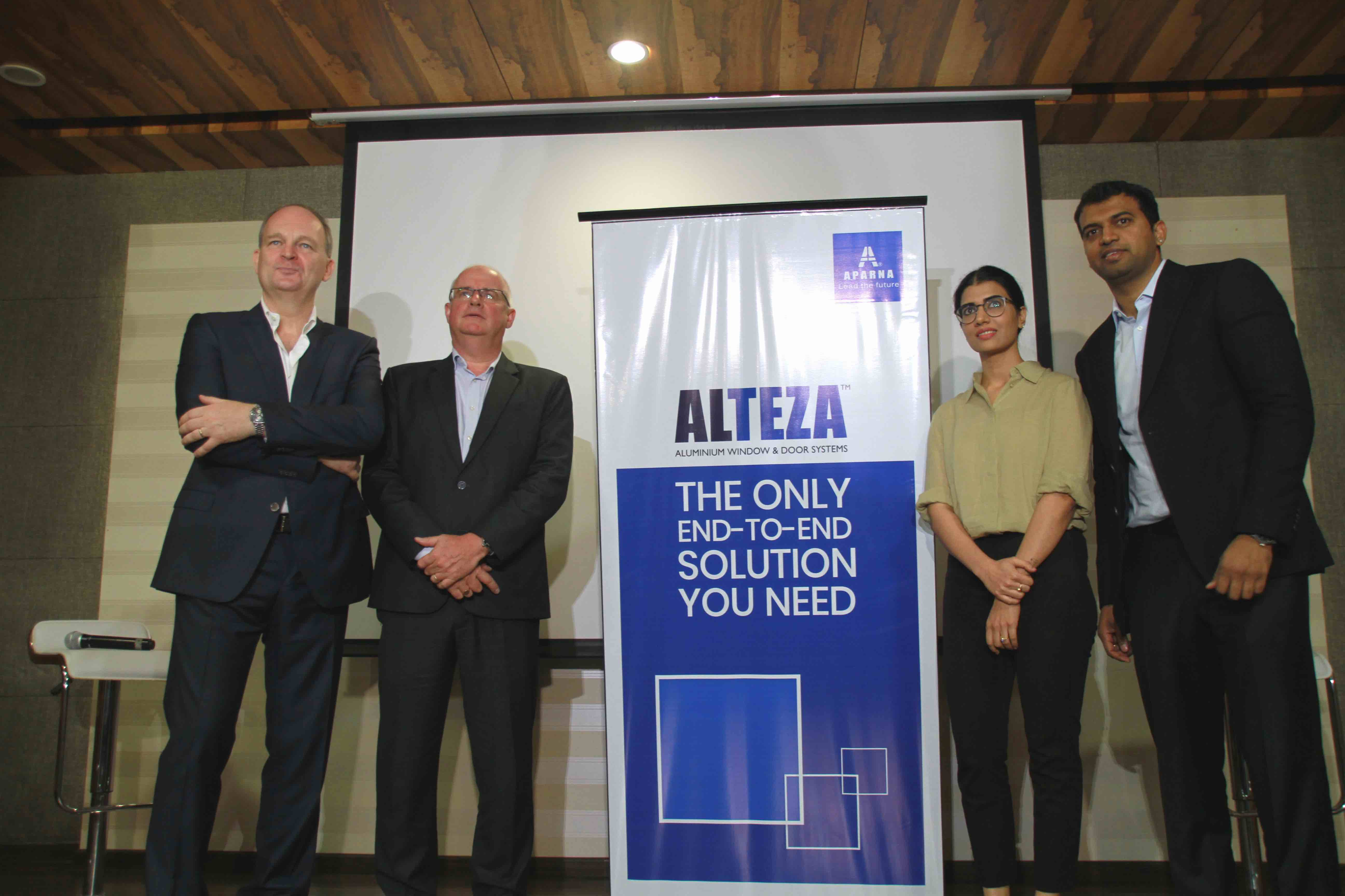 Aparna Craft strengthens its product portfolio launches Alteza