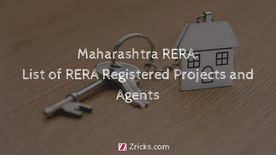 Maharashtra RERA List of RERA Registered Projects and Agents