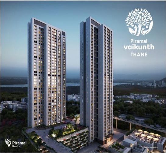 Launching Tower VIJIT in cluster 2 at Piramal Vaikunth Thane Photo
