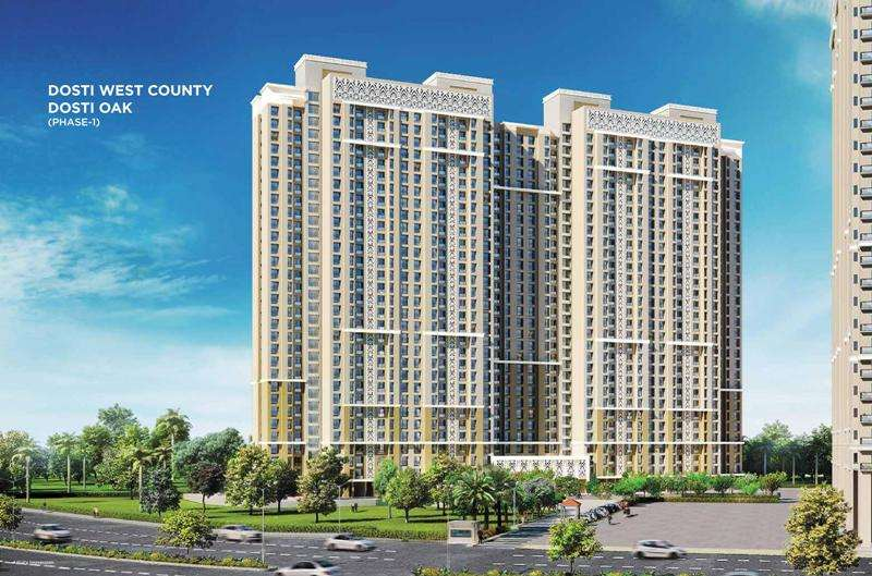 Dosti Realty Launches Flagship Project in Balkum Thane on the occasion of Gudi Padwa
