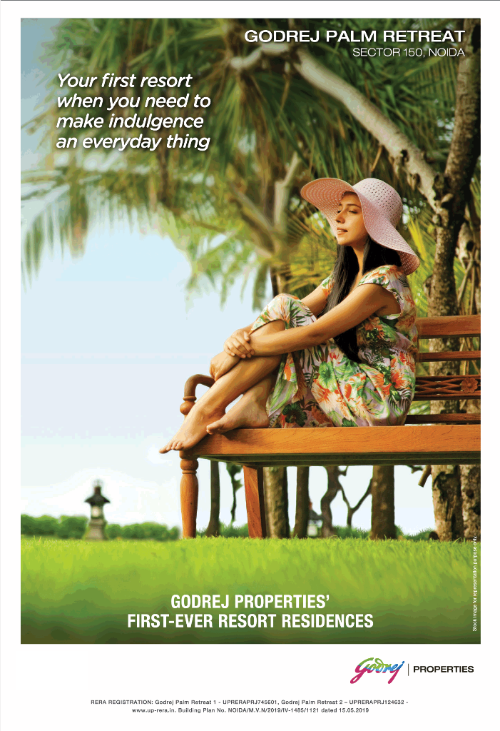 Exclusive pre launch offer ends on 30th June at Godrej Palm Retreat in Noida Photo