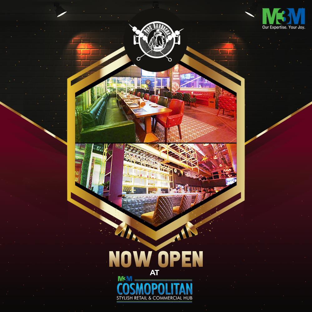 Now open at M3M Cosmopolitan Sector 66 Gurugram Photo