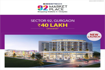 New launch at Bestech 92 Market Place, Gurgaon