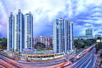 Growing demand for residential spaces in Bangalore