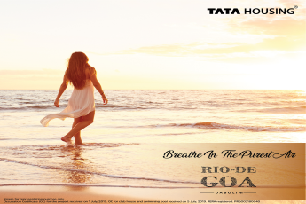 Breathe in the purest air at Tata Rio De Goa in Dabolim, Goa