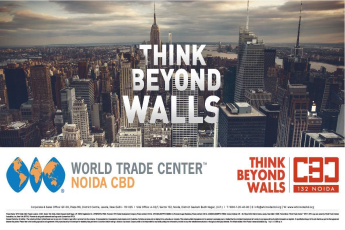 Why to invest in World Trade Center CBD, Sector 132, Noida