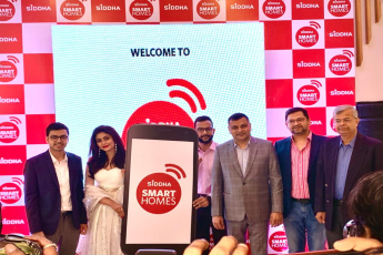 Siddha makes Smart Homes Affordable