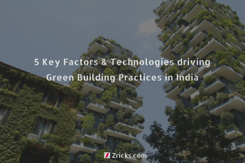 5 Key Factors & Technologies driving Green Building Practices in India