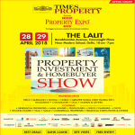 Times Property Investment & Homebuyer Show 2018 in New Delhi