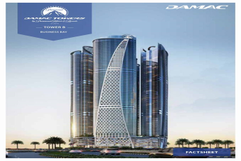 DAMAC Towers by Paramount Hotels & Resorts - Tower B