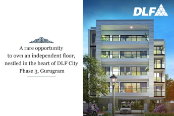 4 BHK Ultra Luxury Independent DLF Builder Floors in DLF Phase 3 Gurgaon
