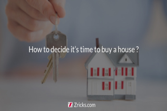 How to decide it's time to buy a house?