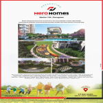 Most awaited Real Estate Destination of NCR Hero Homes Sector 104 Gurugram