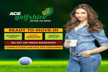 Book now ready to move in homes at Ace Golfshire in Noida