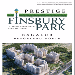 Hurry now to avail the launch price at  Prestige Finsbury Park, Bangalore
