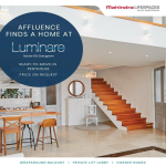 Ready-to-move Duplex Penthouse at Mahindra Luminare, Sector 59, Gurugaon