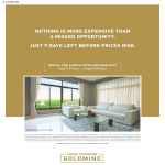 Nothing is more expensive than missed opportunity, just 9 days left before prices rise at Lodha Codename Goldmine, Thane