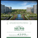 The easy 10 90 payment plan at Godrej Royale Woods in Bangalore