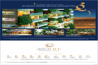 Presenting holistic living at 360 Life Enlightened Living Pune