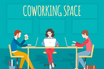 Coworking Space - A Threat To Conventional Offices?