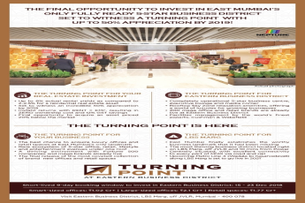 The Turning Point is Here at Eastern Business District