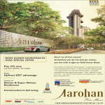 Pay 10% Now and Zero EMI For 36 Months at Vipul Aarohan, Gurgaon