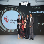 Piramal Realty awarded Emerging Developer of the Year at Realty Plus Awards 2019