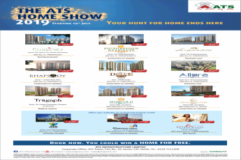 Book Now The ATS Homes Show 2019 Noida