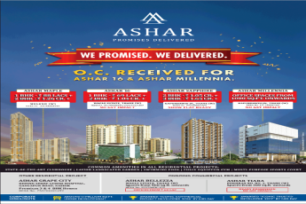Invest at Ashar Properties in Mumbai