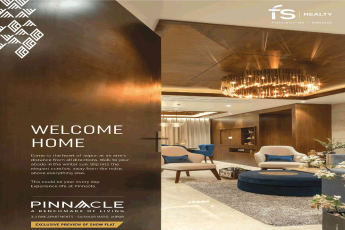 Exclusive preview of show flat at FS Pinnacle in Jaipur