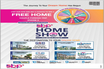 The destination to your dream home at SBP Projects in Chandigarh