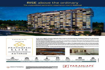 Launching Paranjape Prathmesh Elite in Kothrud, Pune
