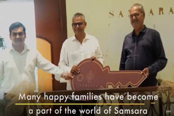 Explore the beautiful world through the eyes of the customers at Adani Samsara in Gurgaon