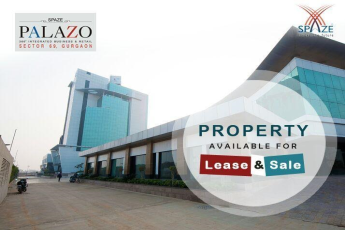 Spaze Palazo is an integrated commercial park which is a new concept that combines recreation & retail with commercial space in Gurgaon