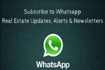 Subscribe to Whatsapp Real Estate Updates and Newsletters
