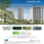 Launching Godrej Air in Sector 85 Gurugram