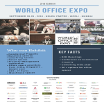 2nd Edition of World Office Expo and Coworking India 2018