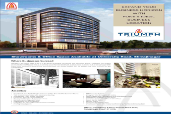 Expand your business horizon with Malpani Triumph in Pune