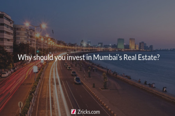 Why should you invest in Mumbai's Real Estate?