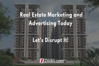 Real Estate Marketing and Advertising Today - Let's Disrupt It!