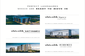 Ready to move in homes & offices at Shivalik Projects in Ahmedabad
